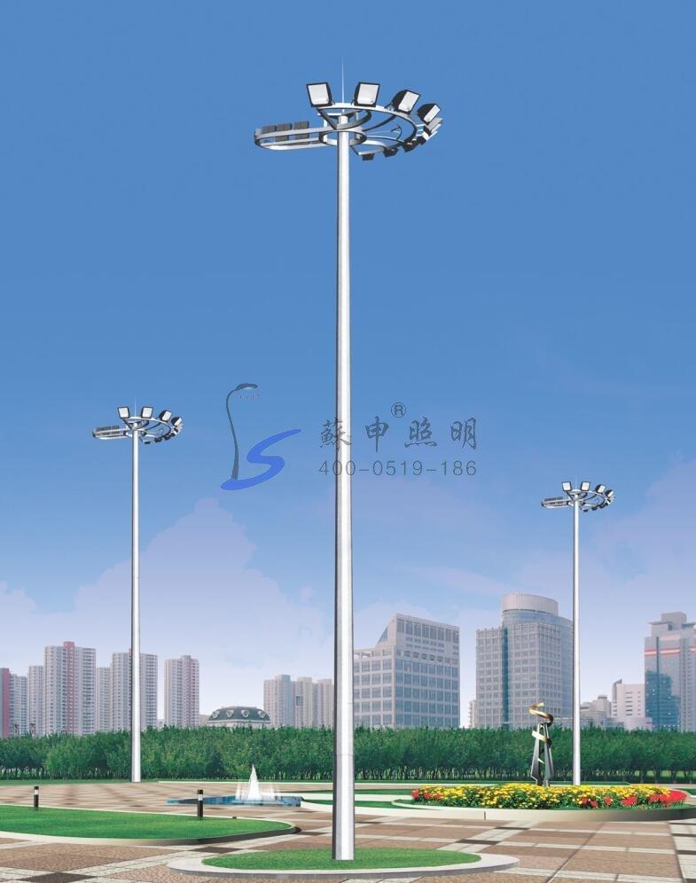 高中杆灯系列-4